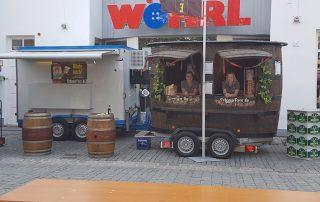 Bürgerfest Weiden Wöhrl SchankFass Getränke Bier Durstlöscher Bar